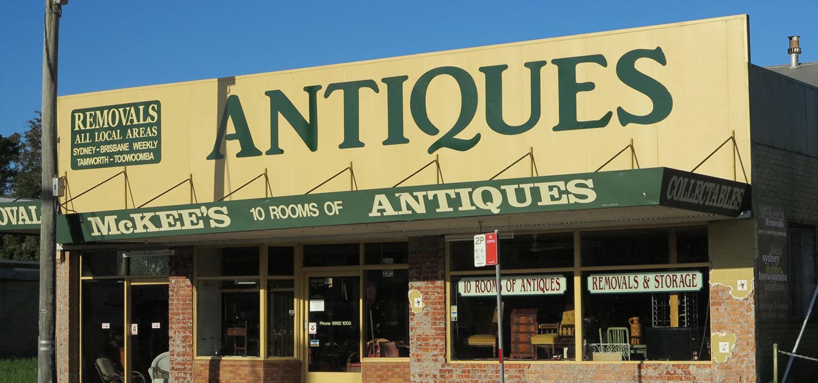 Mckee's Antiques Casino