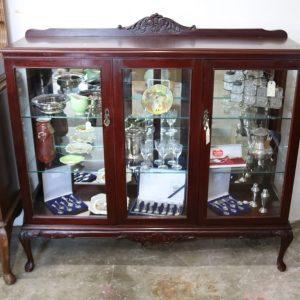 Cedar China Cabinet