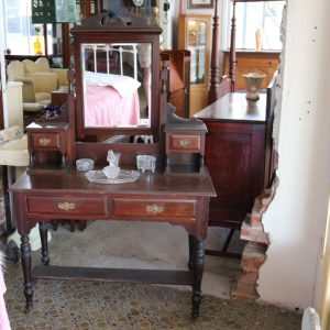 Colonial Pine Dressing Table