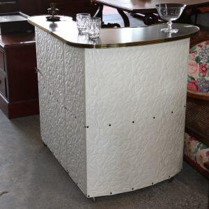 1950s folding bar
