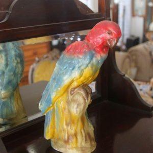 Plaster Parrot