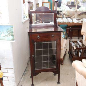 Pianola roll cabinet