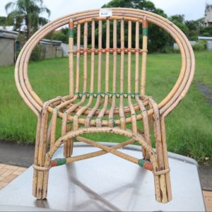 Cane childs chair