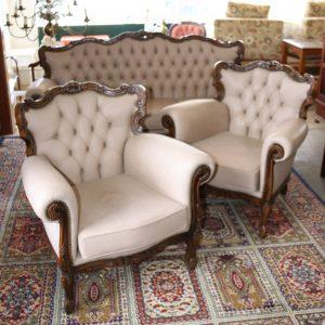Italian Leather Lounge