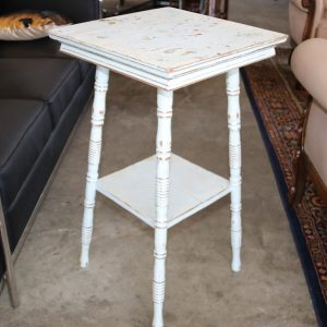 Painted cricket stump table