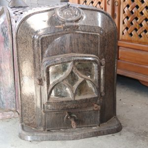 Kosi solid fuel heater