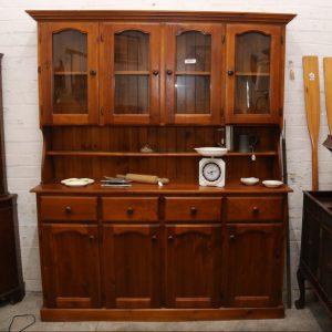 large kitchen dresser