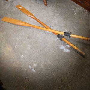 Oregon oars