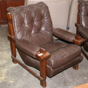 Leather armchairs (Price Each)