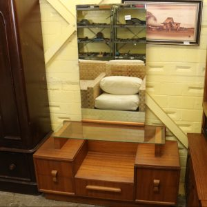 Maple 1950s dressing table