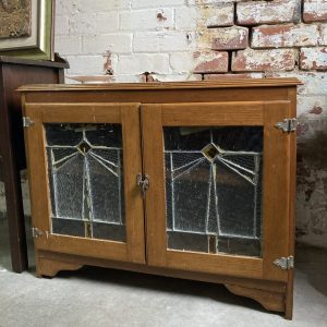 Leadlight Cabinet