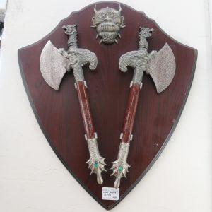 Axes on Shield