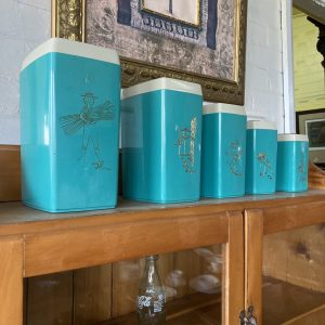 Set of 5 Canisters