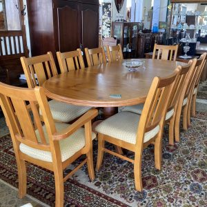 Oregon Dining Setting 11 Piece