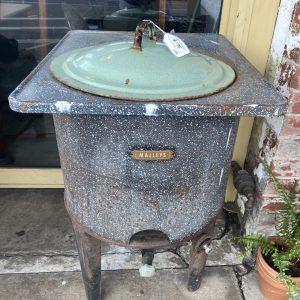 Malleys Enamel Boiler