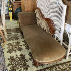 Cedar Chaise